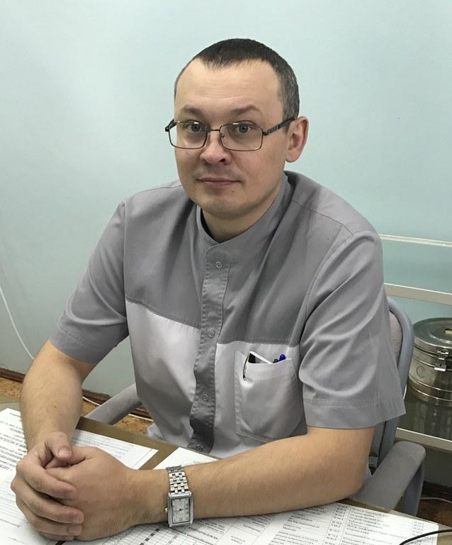 Чувакин Алексей Сергеевич